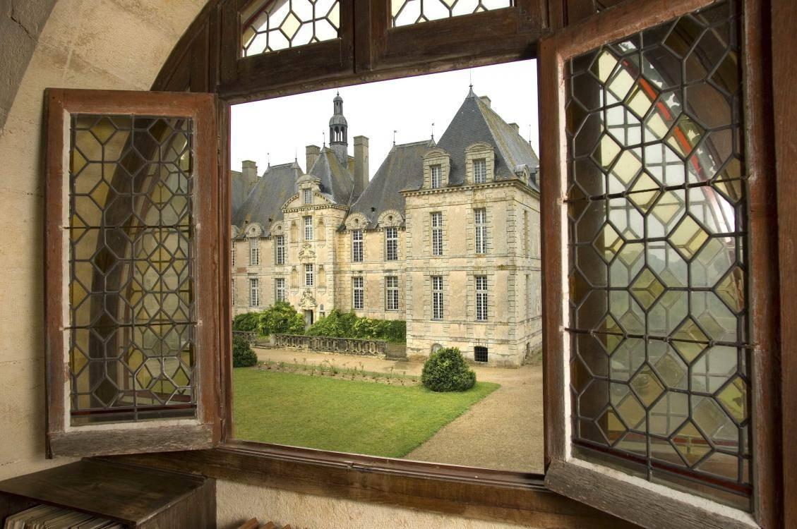 Histoire du chateau - Château de Saint Loup