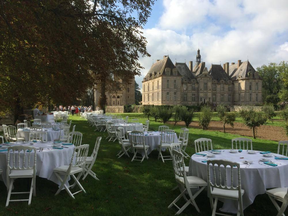 Gastronomy - Château de Saint Loup