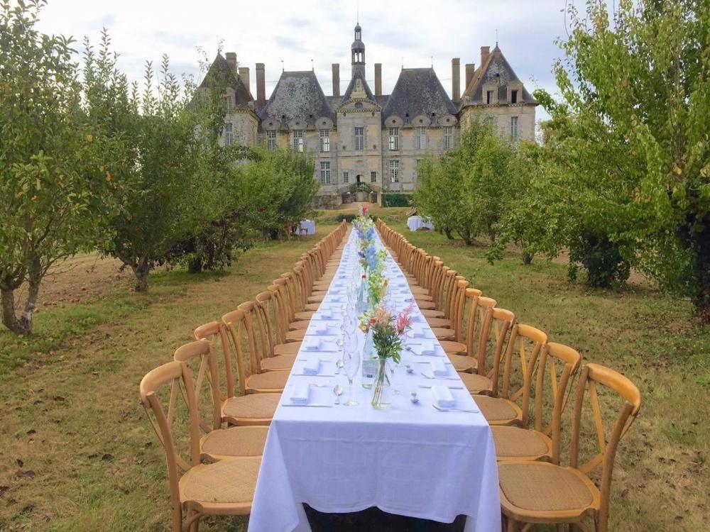 Gastronomie - Château de Saint Loup