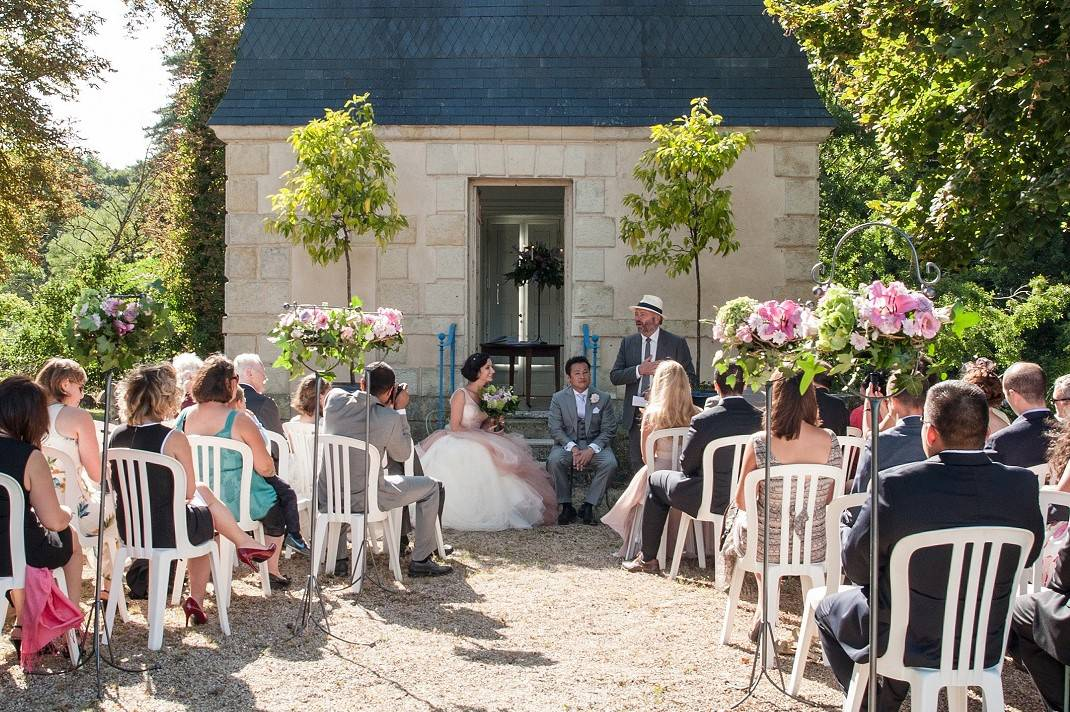 Weddings - Château de Saint Loup