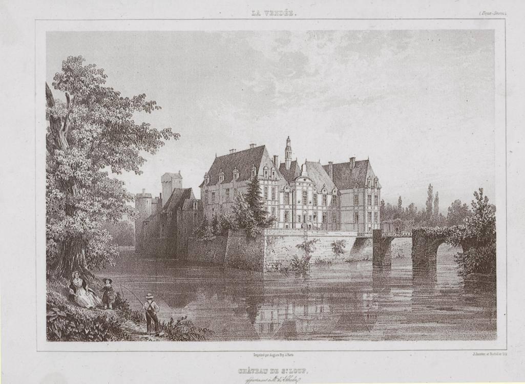 Les archives de Saint Loup - Château de Saint Loup
