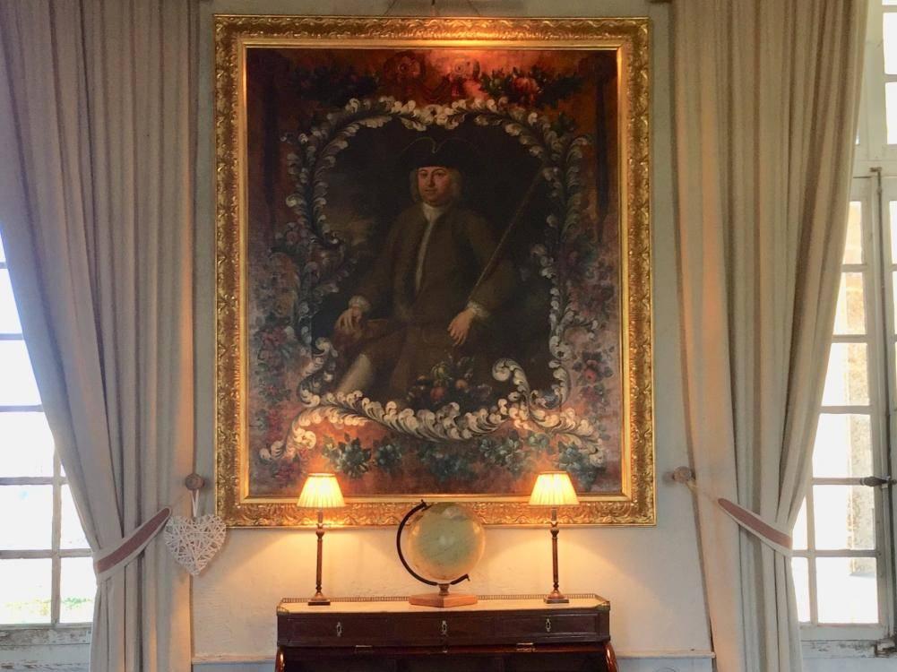 La Chambre de Voltaire   Double